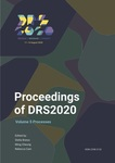 Proceedings of DRS2020 International Conference, Vol. 5: Processes by Stella Boess, Ming Cheung, and Rebecca Cain