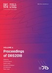 Proceedings of DRS2018 International Conference, Vol. 6: Design as a catalyst for change